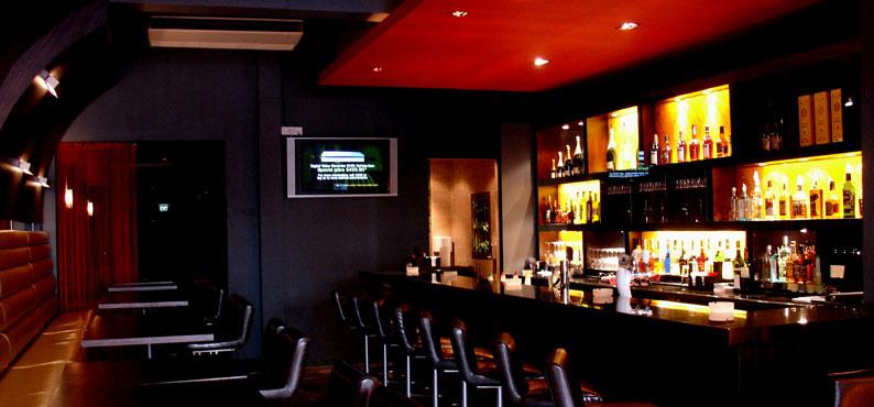 Commercial Shanghai Jazz Wine Bar ELEMENTS ID